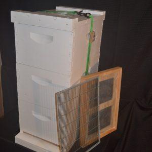 Complete beehive kit