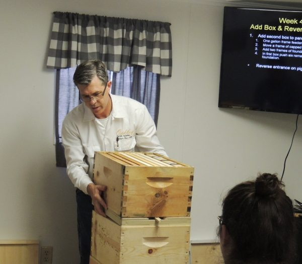 Randy Oakley, Beekeeping Instructor